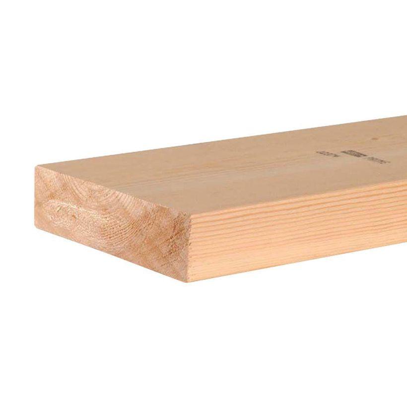 2 x 6  #2 & Better SPF Boards - Premium Upgrade