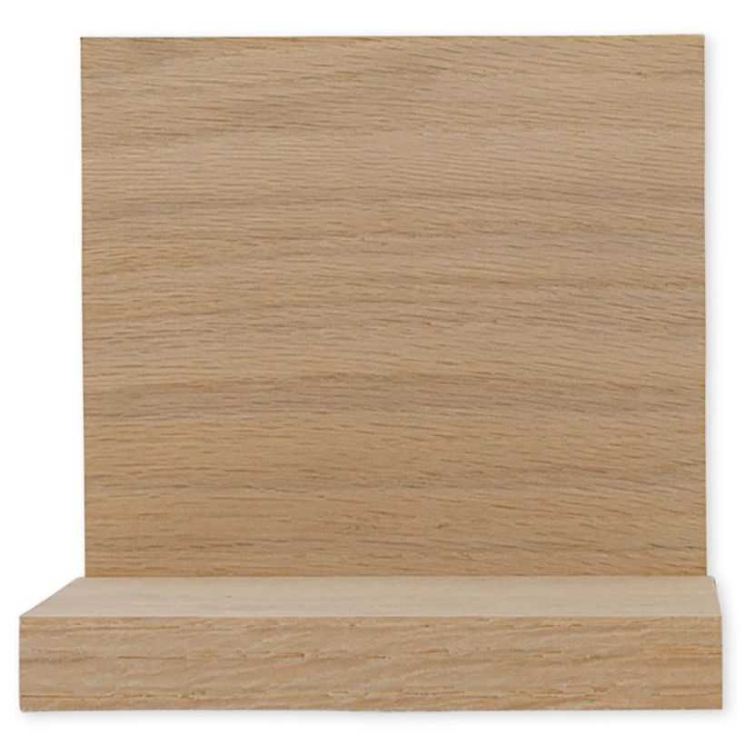 1 x 6 Red Oak Sanded Boards - S4S, Clear Face