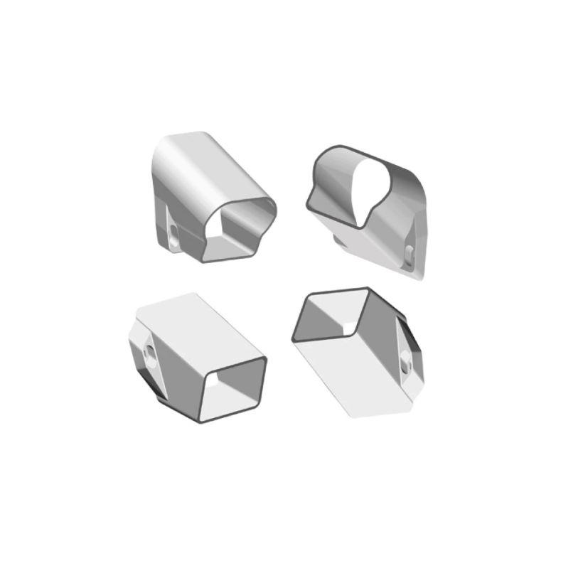Amerhart | Titan Pro No-Cut Stair Bracket Kit