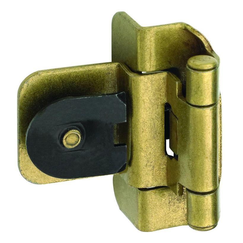 """3/8"""" (10mm) Inset Double Demountable Hinge"""