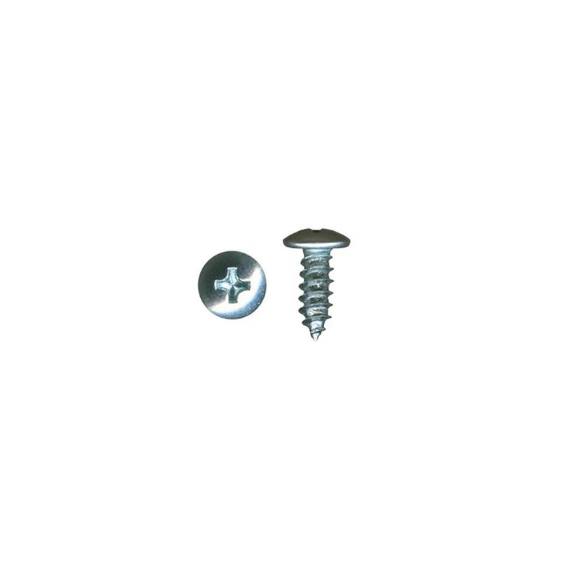 Accuride Mounting Screw, Zinc Plated