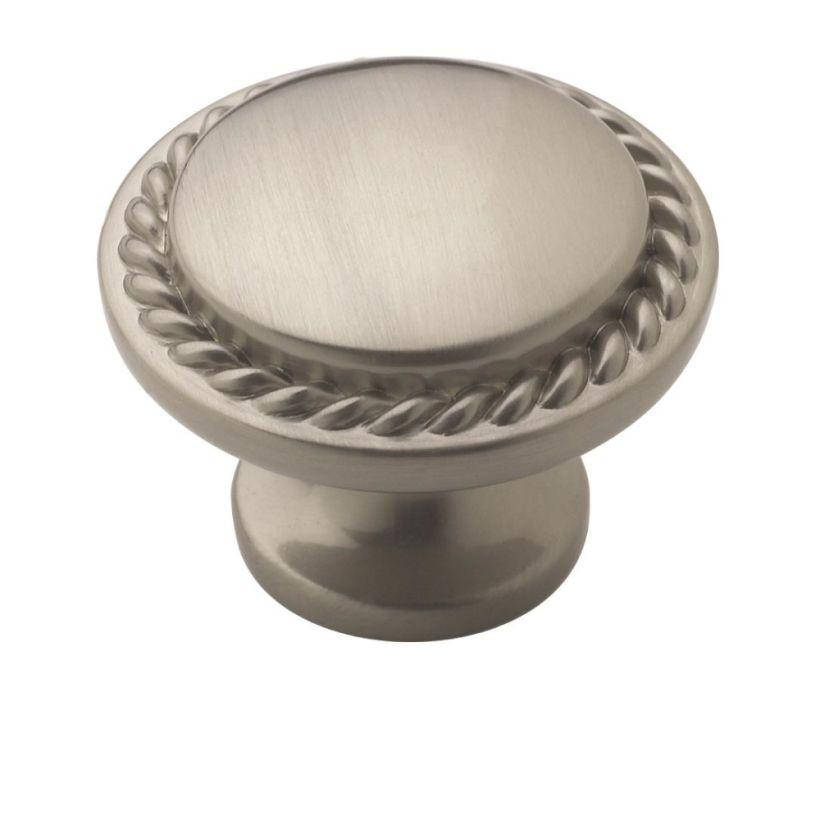 """Allison™ Value 1-3/16"""" (30 mm) Diameter Knob"""