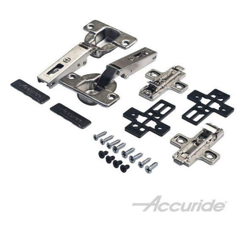 Accuride 40 mm Hinge Kit, 1332 and 1432 Series Flipper Door Slides