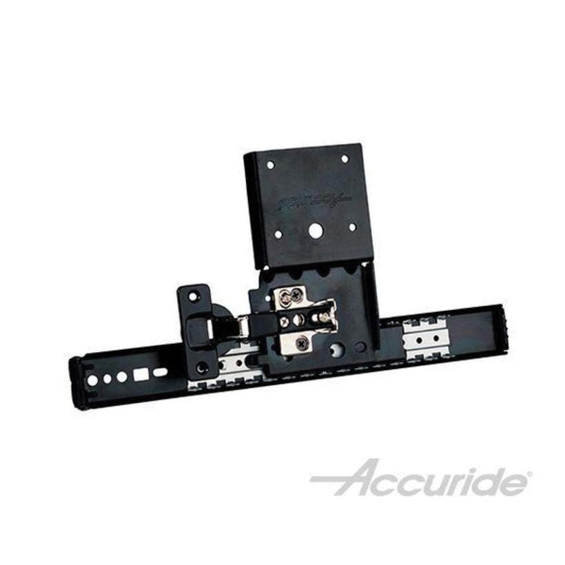 Accuride 123 30 lb Light-Duty Flipper Door Slide