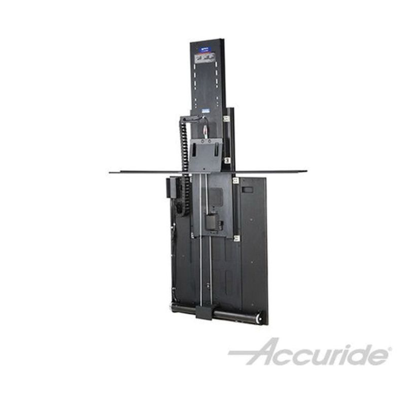 Accuride 120 lb Remote Controlled Motorized Mechanical Lift