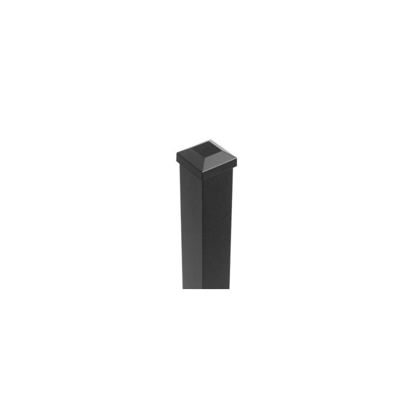 Trex Signature Aluminum Post with Cap and Skirt 2-1/2 inches