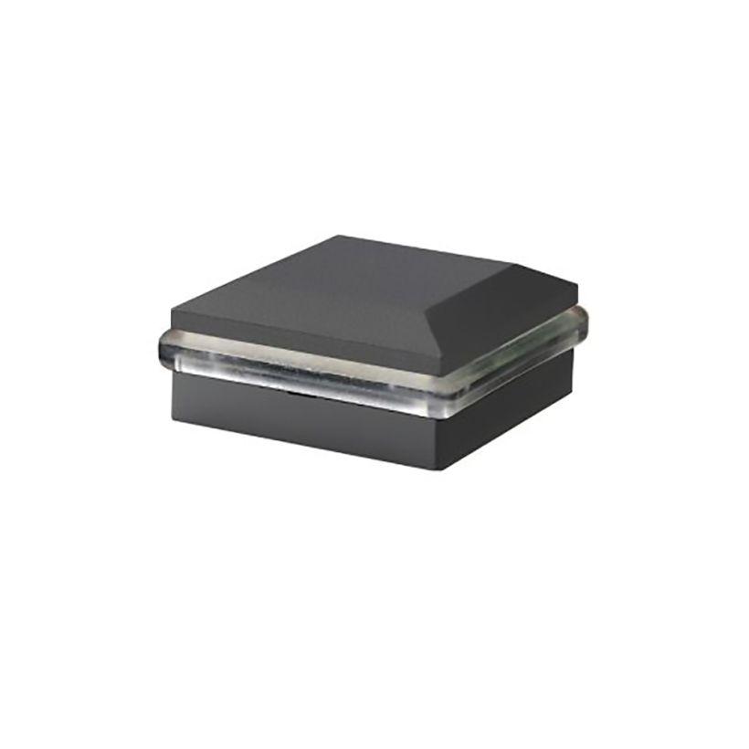 Trex Signature Aluminum Post Cap Light 2-1/2 x 2-1/2 inches