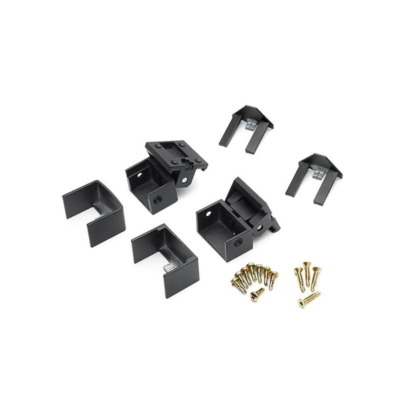 Trex Signature Aluminum Swivel Bracket for Stair Railing - 1 Set