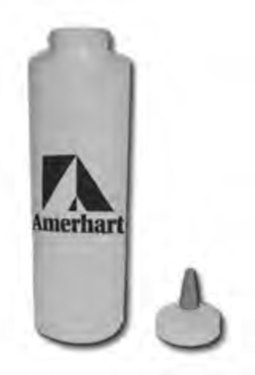 Amerhart Empty Glue Bottle and Cap