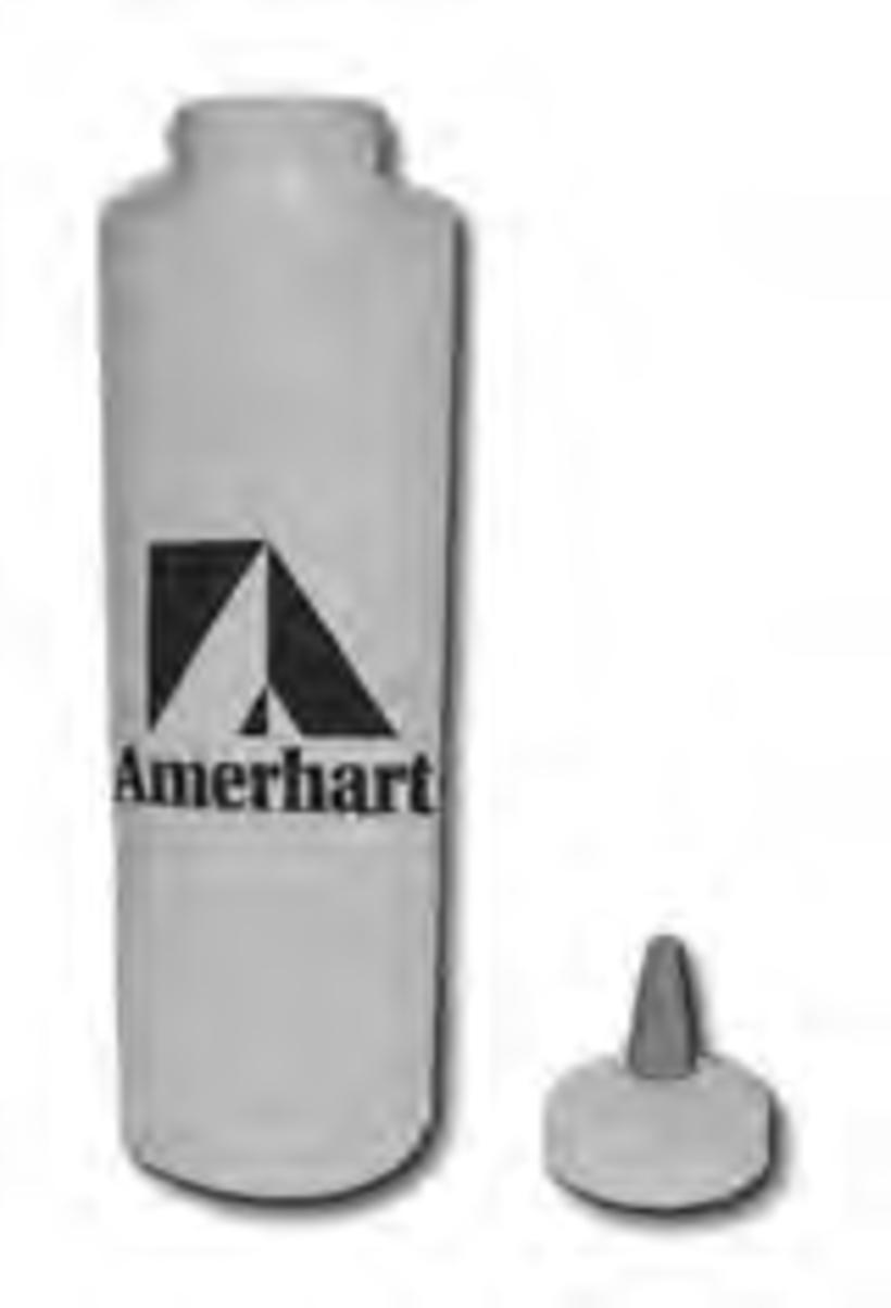 Amerhart Empty Glue Bottle and Cap