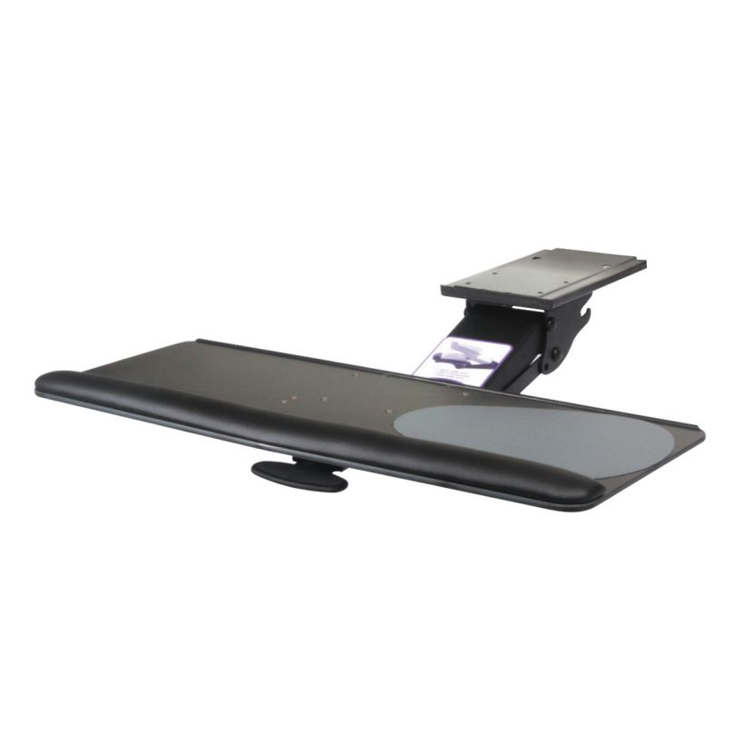 KV Patented Keynetix Keyboard Arm with Phenolic Keyboard and Mouse Platform