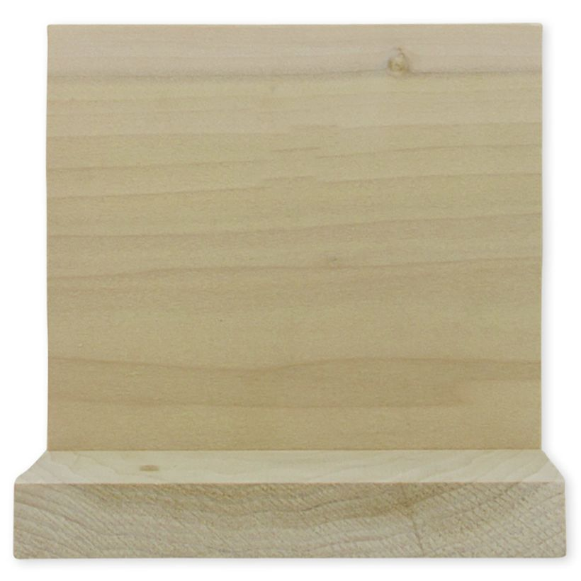 1 x 12 Sanded Poplar Boards - S4S, Clear Face - Random Lengths