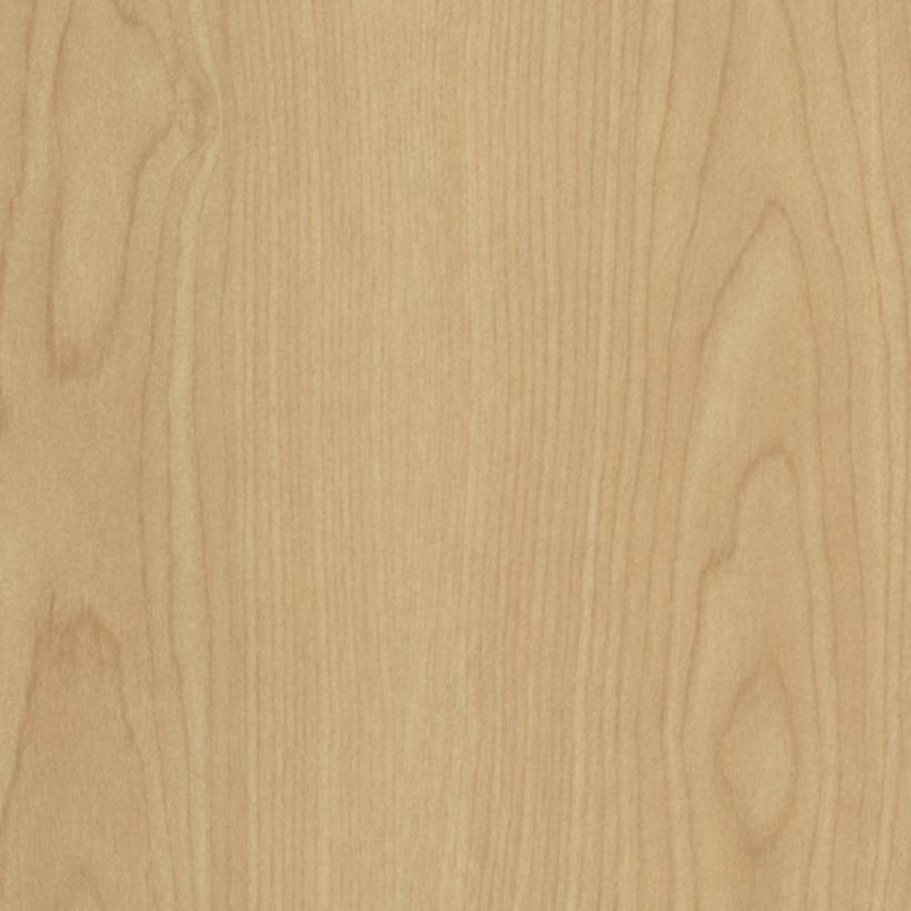 Arauco Prism Natural Maple 756 Thermally Fused Laminate - Particleboard Core G2S