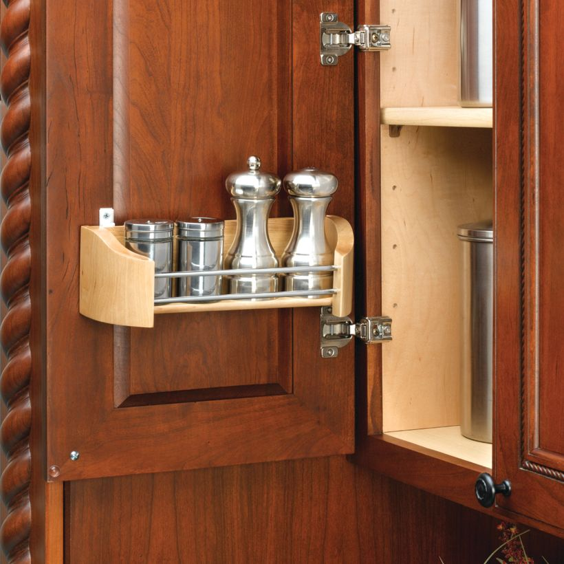 4235 Series Wood Door Storage Tray