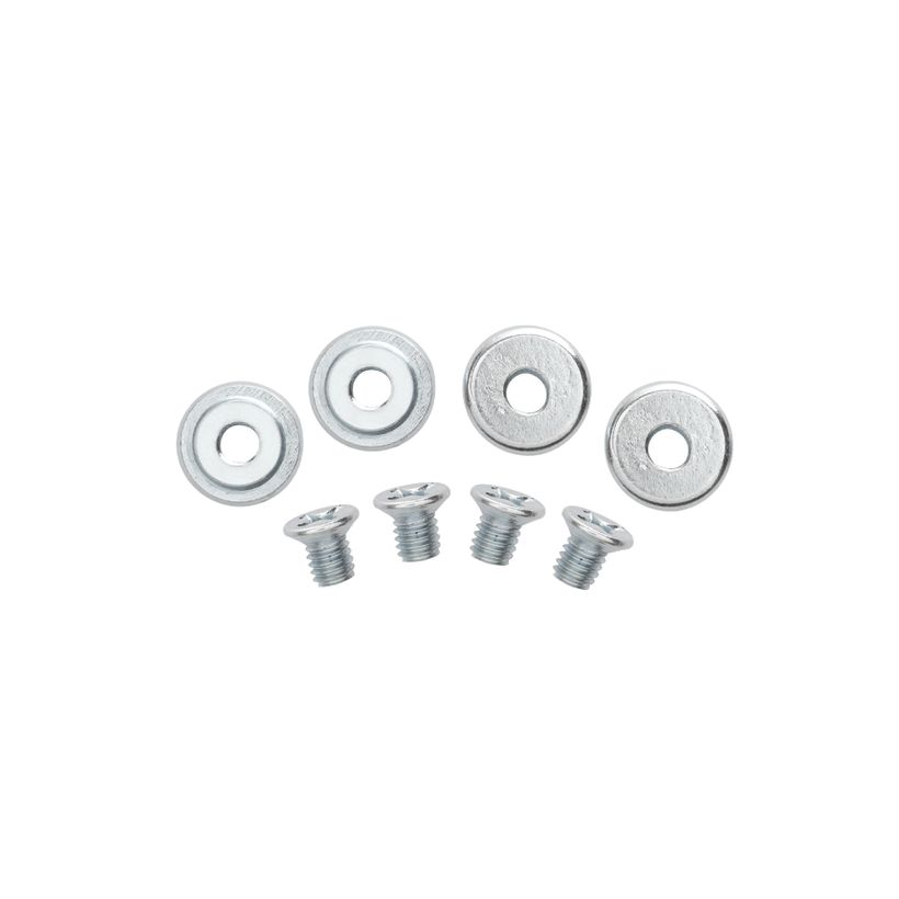 4WDB Series Pilaster Button Kit for Slide Attachment