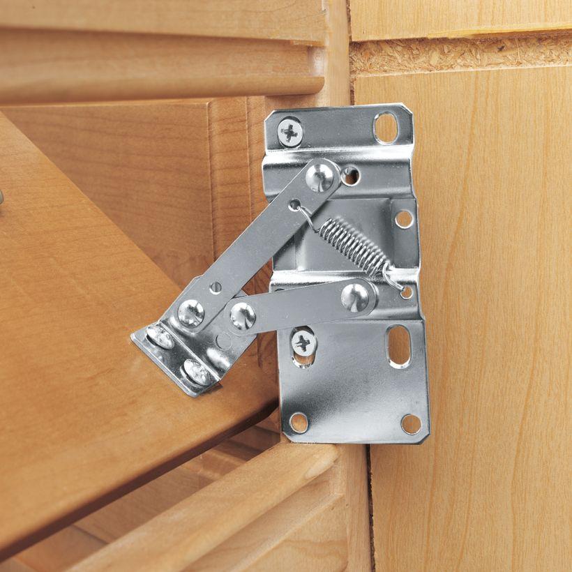 6552 45° Sink Front Pivot Hinge