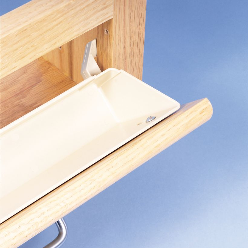 6562 Series Sink Front Tip-Out Trays With Tab Stops