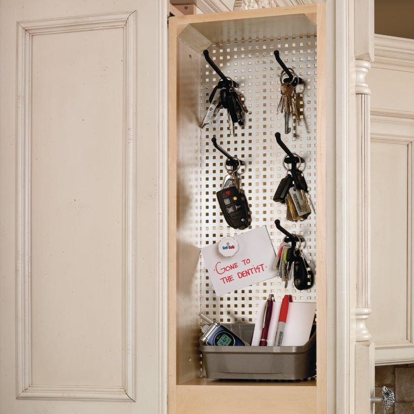 434 Series Pull-Out Wall Cabinet Filler