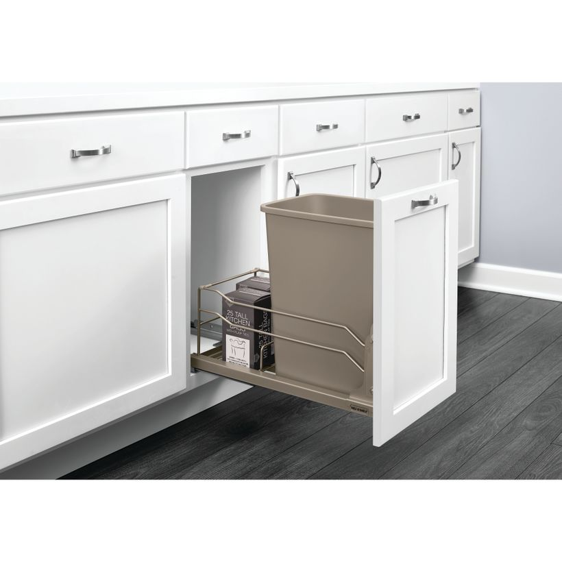 53WC Series Soft-Close Under Mount Waste Container