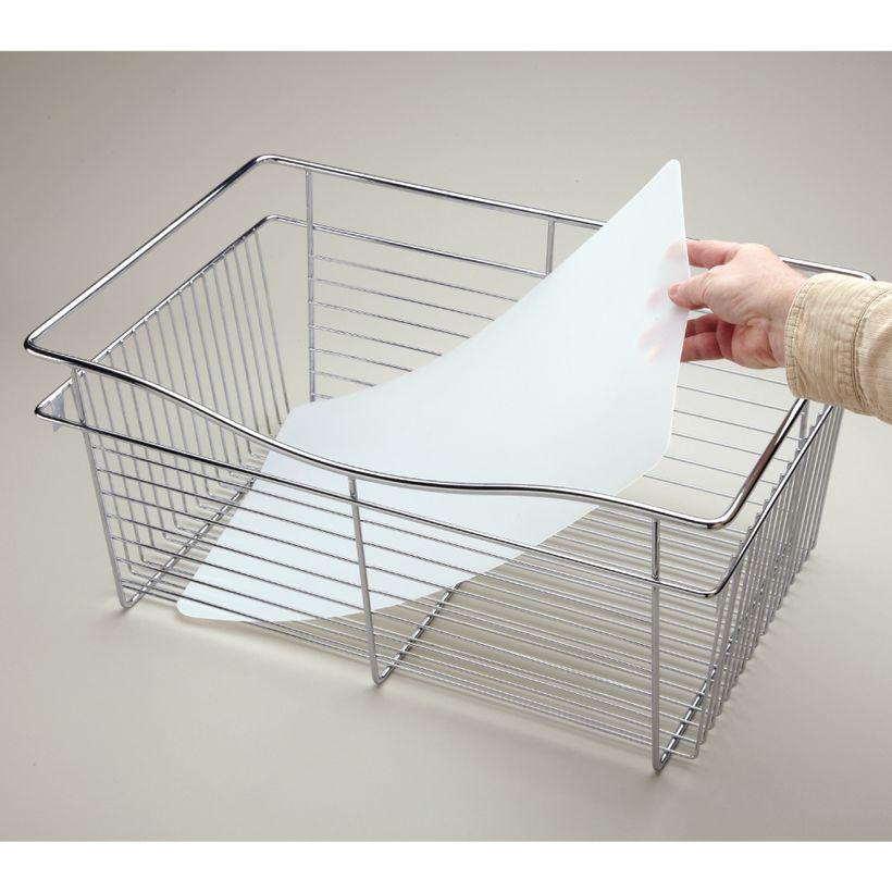 Accessories Plastic Basket Liner - Pack of 3