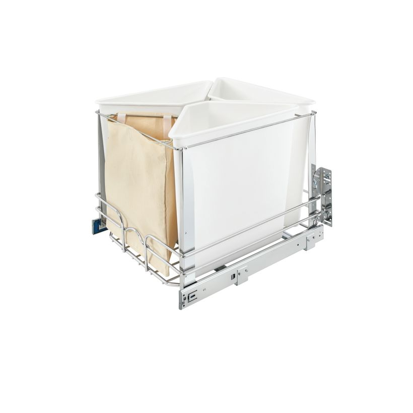 5BBSC-WM Series Quad Soft-Close Recycle Center