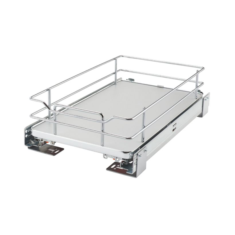 5330 Series Solid Bottom Pull-Out Shelf