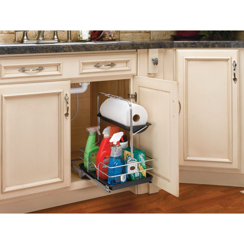 544 Series Undersink Cleaning Caddy