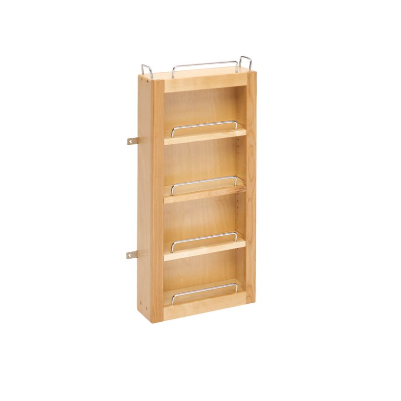 4WB Series Base Cabinet Swing-Out Single Pantry Door Unit