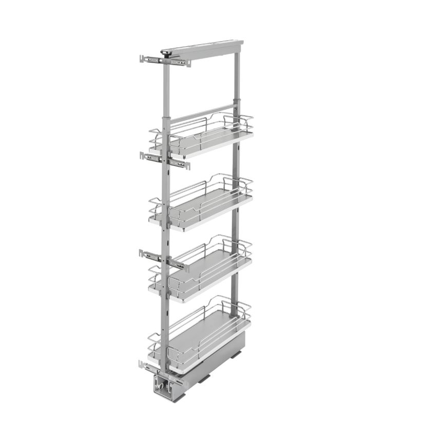 5300 Series Soft-Close Solid Bottom Pull-Out Pantry