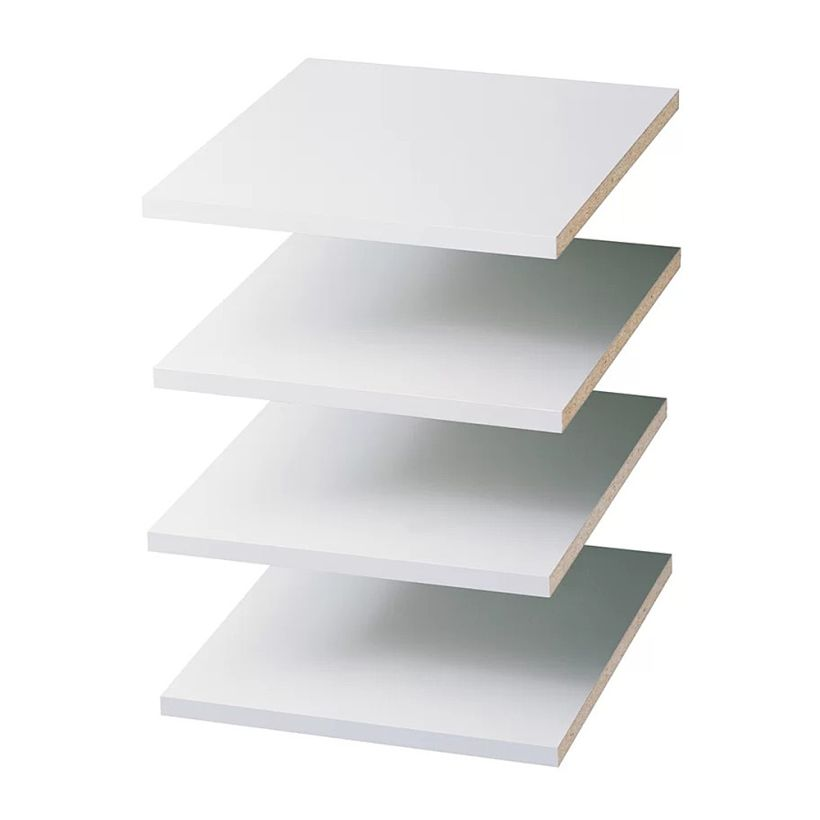 Easy Track Shelves (4 pack)