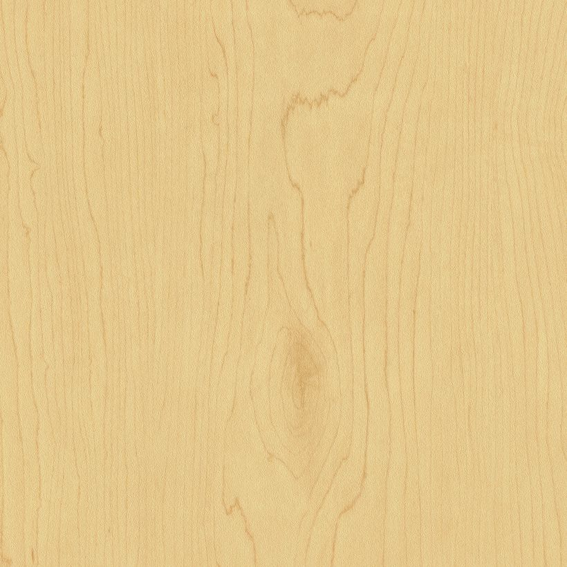 Arauco Prism Hardrock Maple (WF275) Thermally Fused Laminate - Particleboard Core