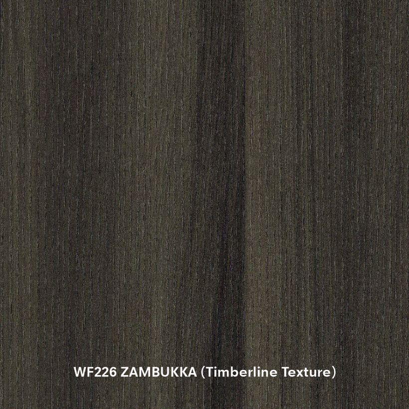 Arauco Prism WF226 Zambukka Thermally Fused Laminate - Particleboard Core G2S