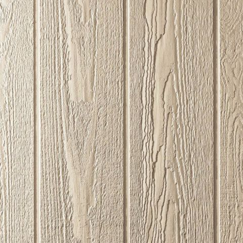 """SmartSide Primed 3/8"""" Cedar Texture Panel Siding - 8"""" OC"""