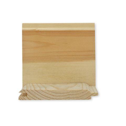 1 x 6 Knotty Ponderosa Pine Paneling