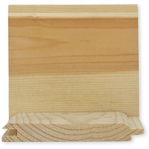 1 x 8 Knotty Ponderosa Pine Paneling