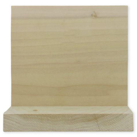 1 x 10 Sanded Poplar Boards - S4S, Clear Face - Random Lengths