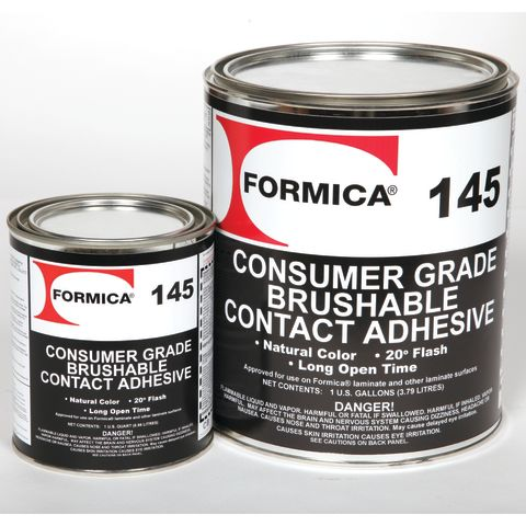 Choice Brands Formica Brand Brush Grade Flammable Contact Adhesive