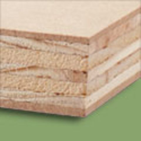Columbia Forest Products PCC Classic Lam Blanks with MDF Crossbands