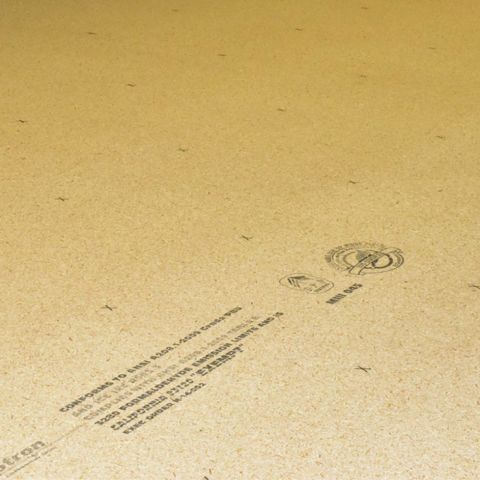 EnStron 4 x 8 Particleboard Underlayment