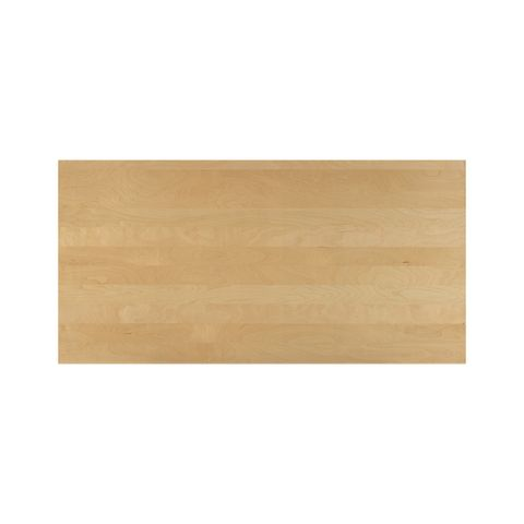 "lain Sliced Natural Birch B-4 NAF Veneer Core 3/4"" 4x8"