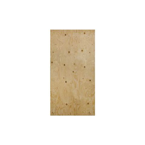 Douglas Fir Plywood Underlayment - Scant Face 5 Ply Tongue and Groove.