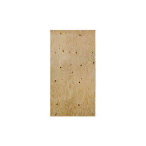 Douglas Fir Plywood Underlayment - Full Face 5 Ply Tongue and Groove