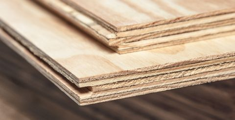 Southern Yellow Pine Plywood Underlayment Tongue and Groove