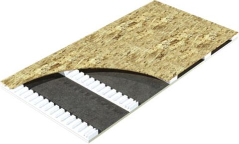 Atlas ACFoam CrossVent Nailable Cross Ventilated Roof Insulation