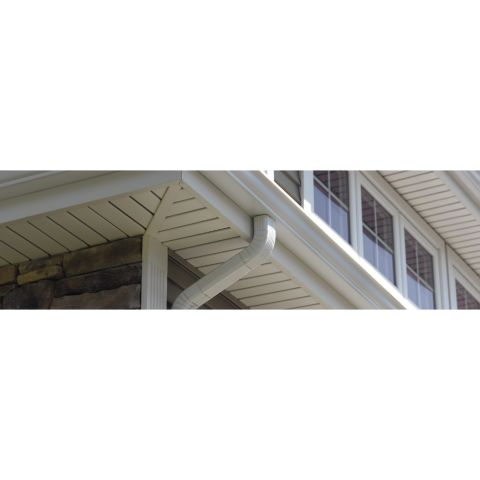 "Perimeter Triple 3-1/3"" Hidden Vent Soffit Panel"