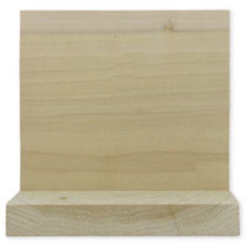 1 x 4 Sanded Poplar Boards - S4S, Clear Face - Random Lengths