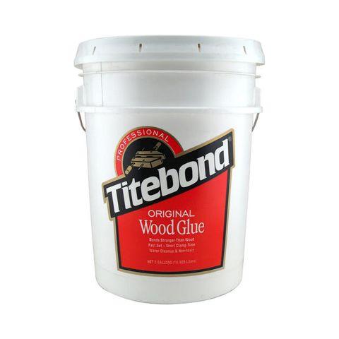 Titebond Original Glue - 5 Gallons