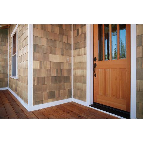 """Cedar Impressions Individual 5"""" Sawmill Corner"""