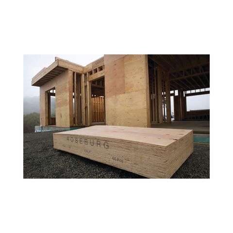 CD Douglas Fir Plywood Sheathing - 5 Ply