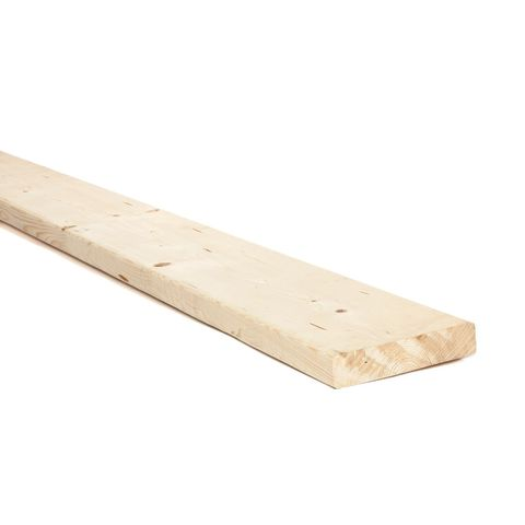 2 x 6 Select Structural White Fir/Hem Fir Boards